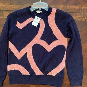 Crew cuts sweater with tag NEW
